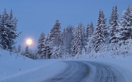 full snow moon